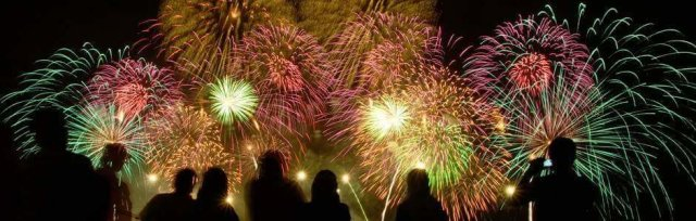 Cheshunt Country Club Fireworks Night
