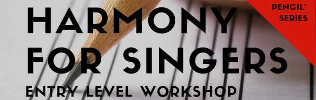 Harmony For Beginners (Entry-Level Workshop)