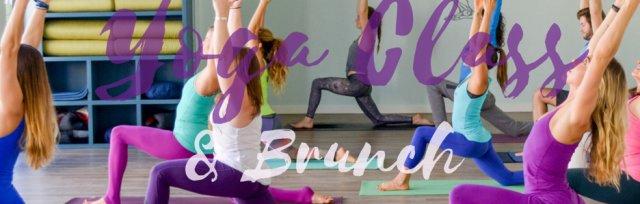 Mother's Day Yoga & Brunch