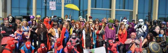 Dorset Comic Con and Gaming Festival 2020