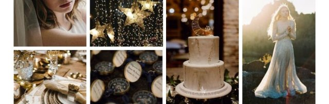 Stardust Styled Wedding Shoot