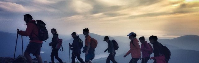 Gympanzees 3 Peaks Challenge