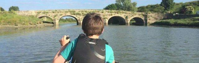 Glyde River Canoe Trip