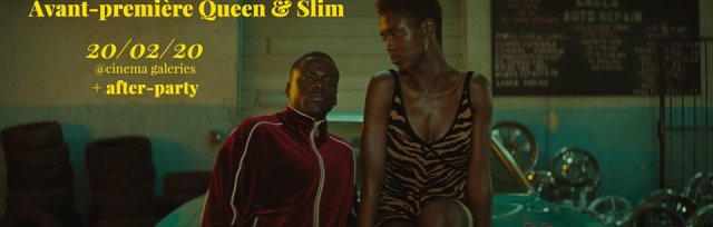 Queen and Slim - Premiere 9PM