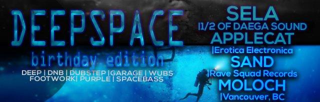 deepspace: birthday edition