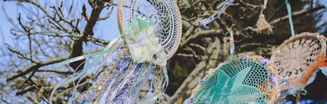 Macrame Dream Catchers Workshop