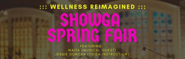 WellFest and The Evergreen present: the Showga Spring Fair