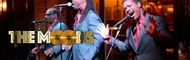 The Moods - Motown NIght