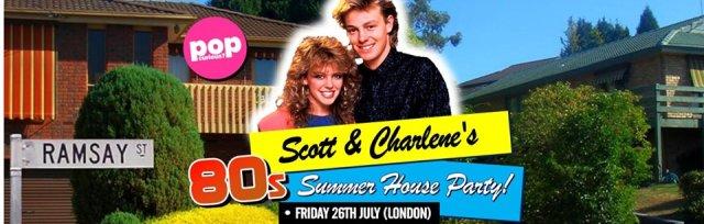 SCOTT & CHARLENE'S 80S SUMMER HOUSE PARTY! (ROOM 1)