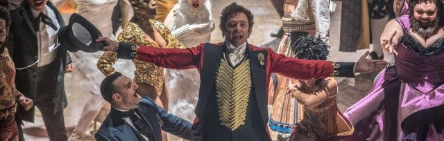 The Greatest Showman Sing Along Cinema Experience Birmingham 7.30pm Show and After Show Party