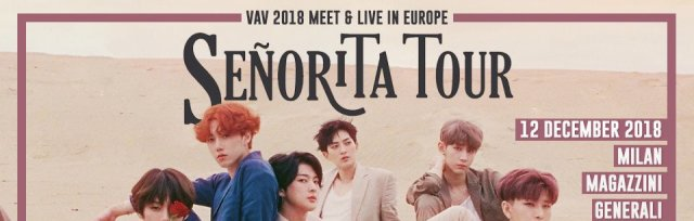 VAV in Milan : Packages*Without General Concert Ticket