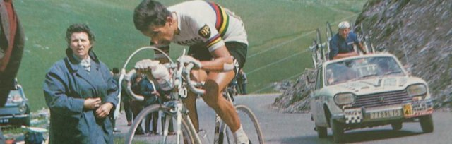 Tom Simpson Night: a celebration of Britain's greatest cyclist, with Chris Sidwells