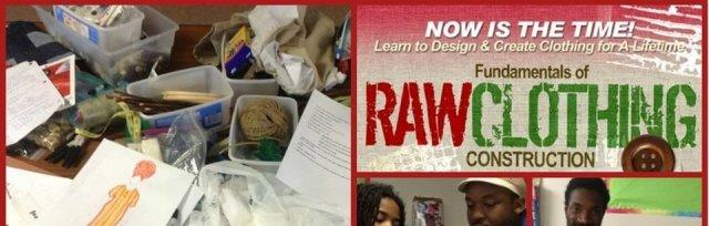 Netfah's  Raw Clothing Construction