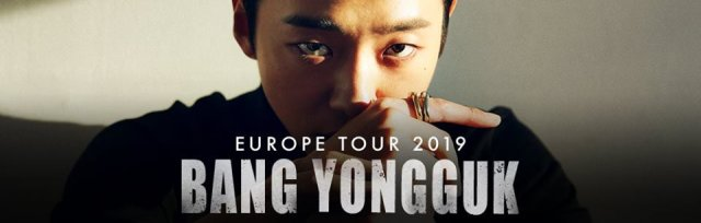 PARIS: Bang Yongguk Concert