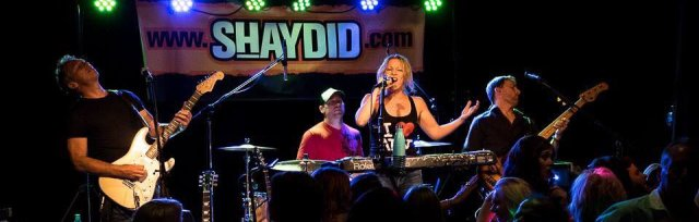 Shaydid Live at The Tide & Boar Ballroom