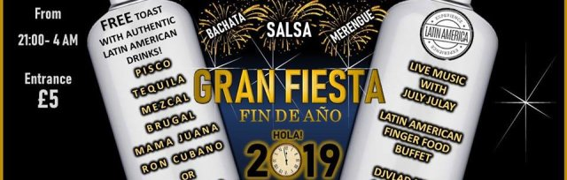 Gran Fiesta - New Year's Eve Party