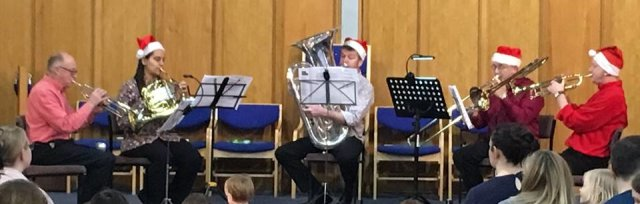 Lilliput Christmas Concert Cheltenham - December 2018