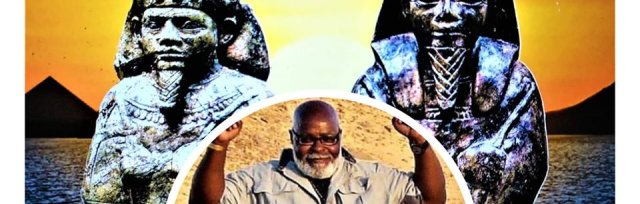 Dr. Runoko Rashidi presents: BLACK MAN OF THE NILE