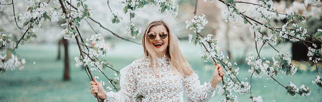 Hello Spring - Annual Exclusive Photoday with Lisa Lobanova