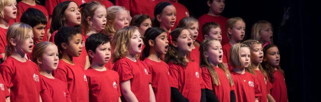 Mimico Children's Choir 2019
