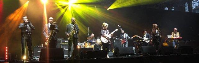 Pama International Soul night - Newcastle Upon Tyne