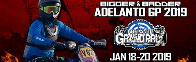 2019 Adelanto Grand Prix