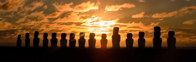 ENIGMATIC EASTER ISLAND