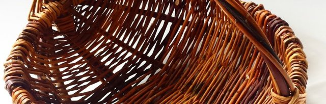 Willow Weave a Berry Basket with Sarah Jayne Edwards - £68