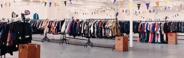 Birmingham Vintage Kilo Sale