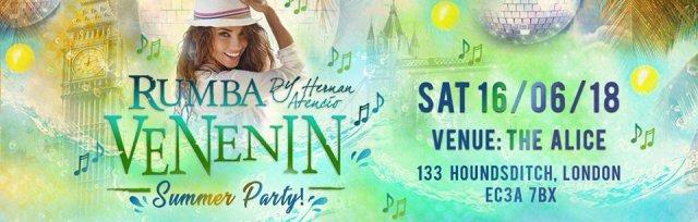 Rumba VENenIN - Summer Party!
