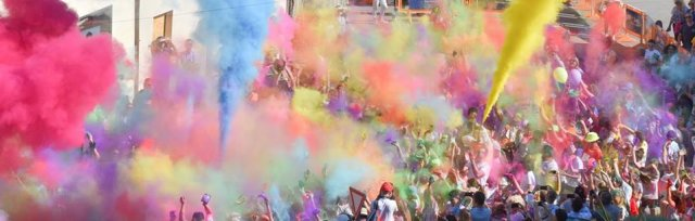 The Crazy Run - La folle corsa colorata