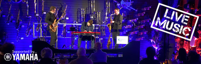 Live at Dawkes: Alastair Penman (Sax) & Jonathan Pease (Piano)