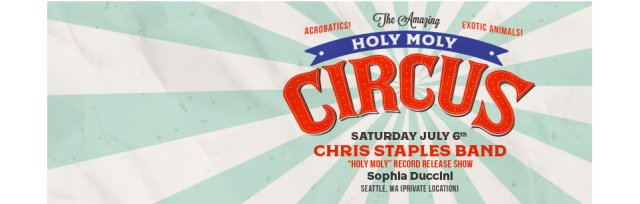 The Amazing Holy Moly Circus