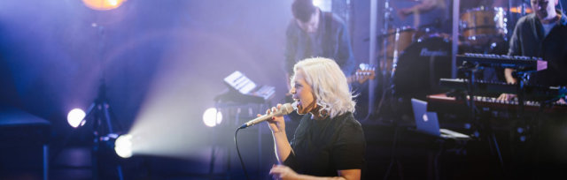 Lou Fellingham Live at St Mark's Church, Wirral