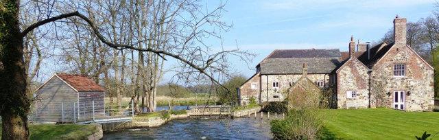 Bindon Mill tour