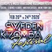 SWEDEN KIZOMBA FESTIVAL 2020 - 6th Edition image
