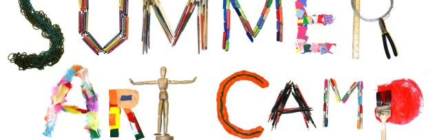 "Summer Art Camp ""Camping Theme"" Ages 6-13 June 24-28"