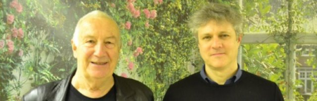Recording Sessions #9 : Bertrand Gauguet +  John Tilbury