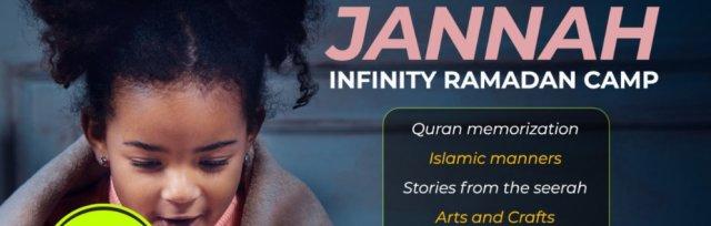 Jannah Infinity Ramadan Camp- Virtual
