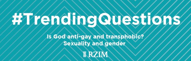Trending Questions London 2020 Is God anti-gay and transphobic? Sexuality and gender.