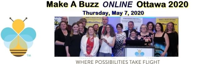 LiveWorkPlay Make A Buzz Ottawa 2020