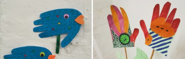 Monthly Craft Club Thursdays with Maria Lewis [Ref #405 #418 #429 #439]