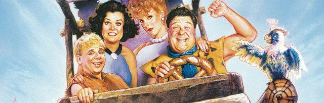 The Flintstones at Leopardstown Racecourse