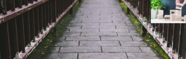Apart but Together Walk