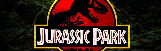 Jurassic Park Drive-in at Leopardstown Racecourse