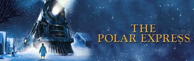 The Polar Express Drive-in at Leopardstown Racecourse