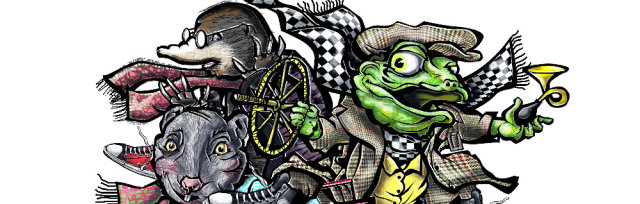 The Wind in the Willows | Dalegate Market