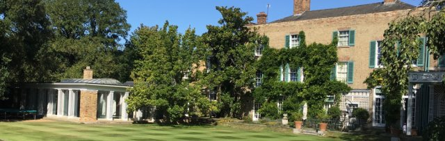 Abbots Ripton Hall tour