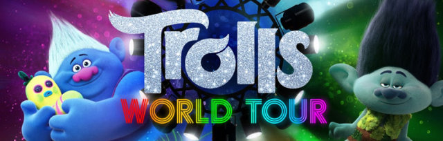 Trolls World Tour at Leopardstown Racecourse