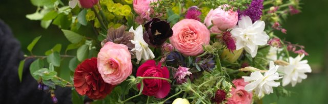 Growing for Cut-Flower Arranging with Fionnuala Fallon